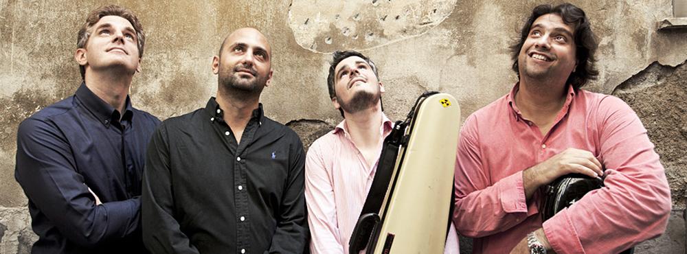 Quartetto di Cremona Banner