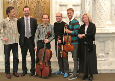 St Lawrence String Quartet Outreach Event