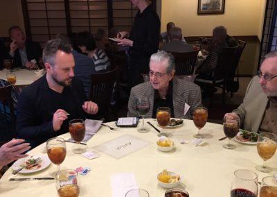 Calmus Ensemble Dinner