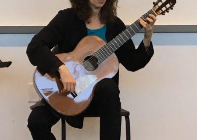 Sharon Isbin Outreach Event