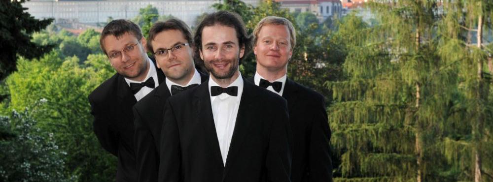 Zemlinsky Quartet Banner