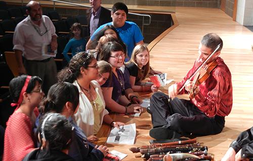 San Antonio Chamber Music Society World Class Performances