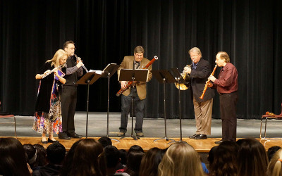 New York Woodwind Quintet Outreach Events