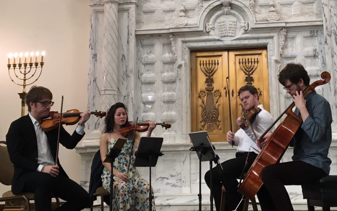 Review: Aeolus Quartet