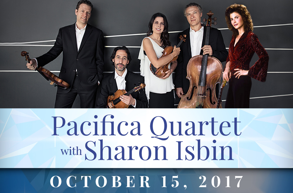 Pacifica Quartet with Sharon Isbin