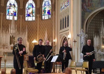 American Brass Quintet Outreach