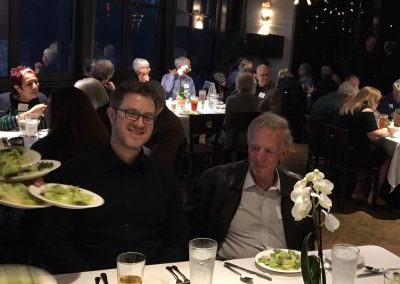 American Brass Quintet Post-Concert Dinner