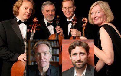 American String Quartet with Tom Sleigh & Phil Klay Concert