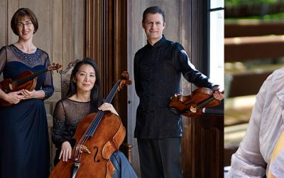 Brentano String Quartet with Dawn Upshaw Concert