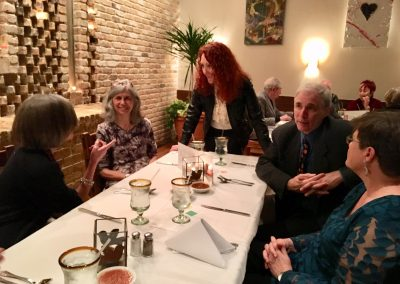 Cavatina Duo Post-Concert Dinner