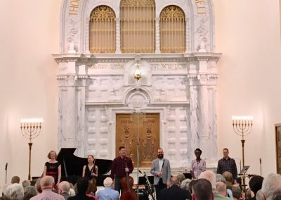 Eighth Blackbird Concert