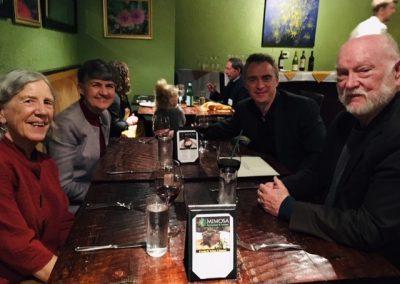 Ariel String Quartet with Ilya Shterenberg Post-Concert Dinner