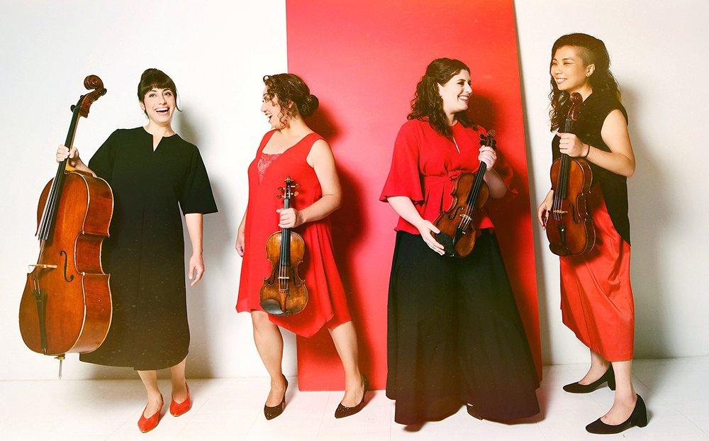 Aizuri String Quartet