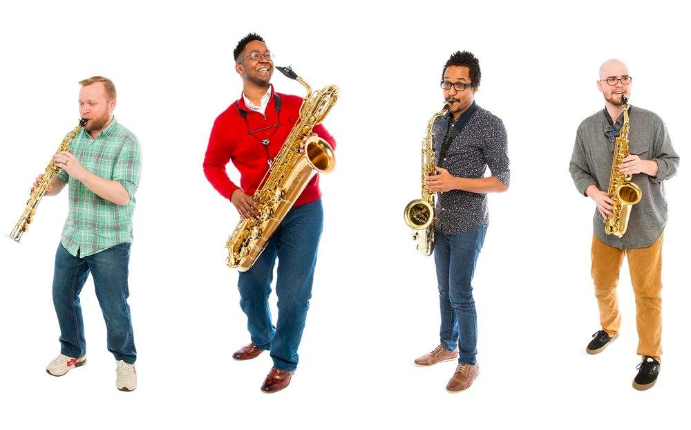 Kenari Saxophone Quartet