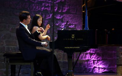 Recap – CMS Front Row Artists Series Concert #2: Alessio Bax & Lucille Chung Piano Duo