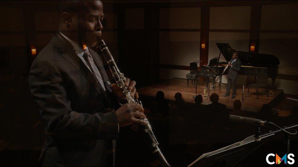 Anthony McGill Classical Clarinet